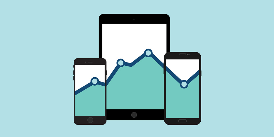 Mobile View On Analytics